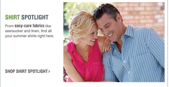 Shop Shirt Spotlight