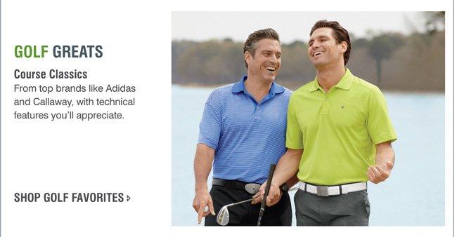 Shop Golf