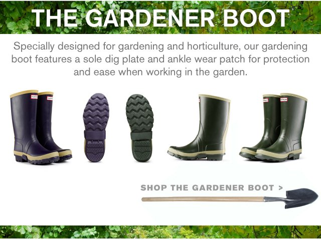Shop the Gardener Boot
