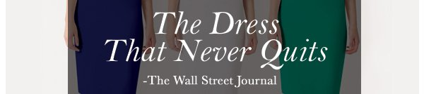 The Dress That Never Quits