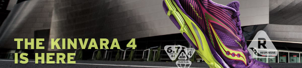 THE KINVARA 4 IS HERE