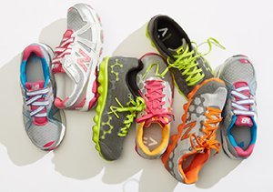 New Balance Shoes: Playground-Friendly