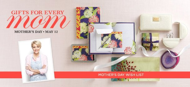 MOTHER'S DAY WISH LIST, Event Ends May 5, 9:00 AM PT >