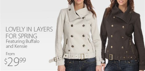 Lovely Layers for Spring