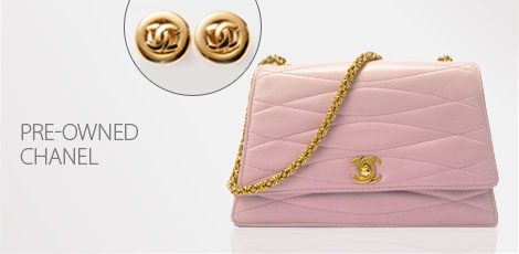 Pre Owned Chanel