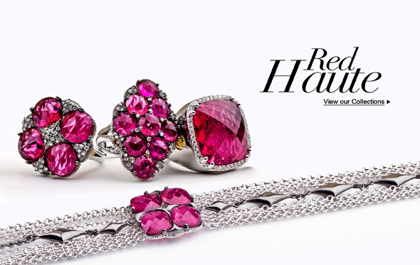 Red Haute Gift Ideas from Tacori
