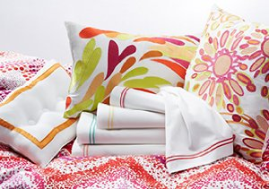 Bold & Beautiful Bedding