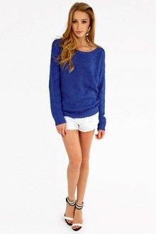 Zig Rib Sweater $36