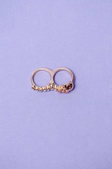 Jack Sparrow Double Ring $11