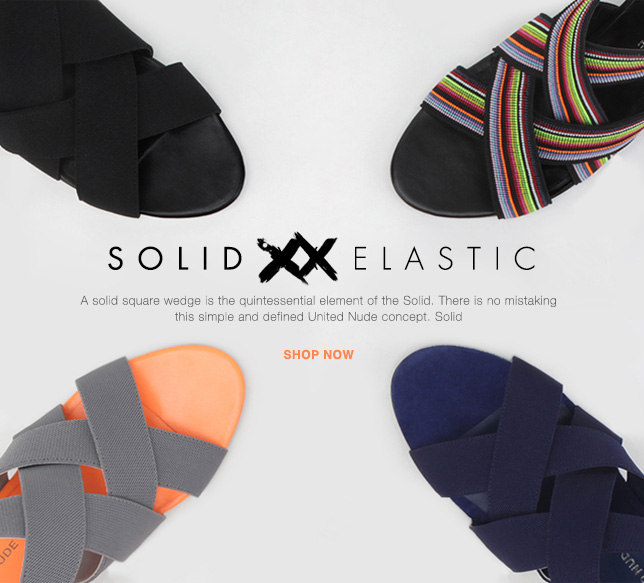 Solid XX Elastic | Shop Now