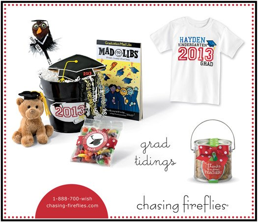 Fun gifts for little graduates