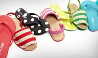 Pop Of Color: Pinky Girls' Shoes- Visit Event