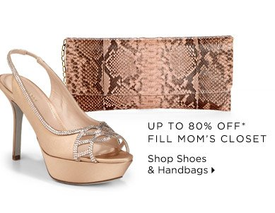 Up To 80% Off* Fill Mom's Closet