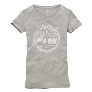 Earthkeepers® Short Sleeve Flower Tree T-Shirt