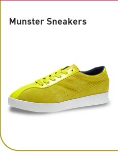 MUNSTER SNEAJERS