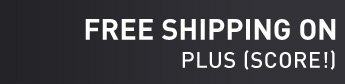 FREE SHIPPING ON ORDERS OVER $85* - PLUS (SCORE) FREE RETURNS
