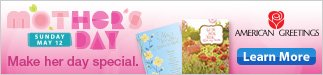American Greetings for Mother's Day