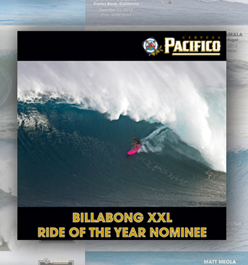 Ride of the Year: Greg Long at Jaws Peahi