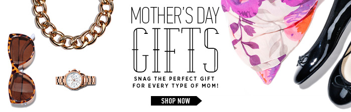 Mother's Day Gifts - Shop Now