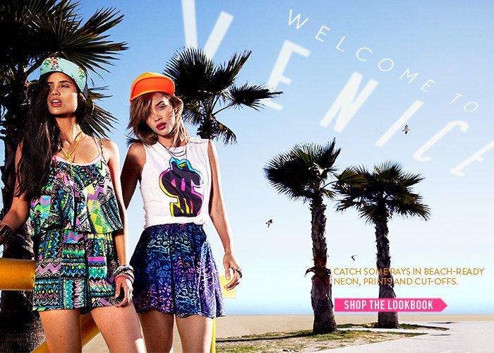 Shop the Beach-Ready Looks - Shop Now