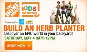 Build an Herb Planter