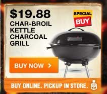 Char-Broil Kettle Charcoal Grill