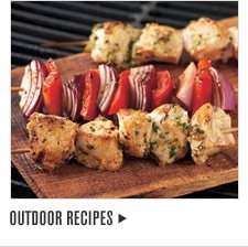 OUTDOOR RECIPES
