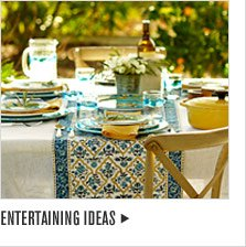 ENTERTAINING IDEAS