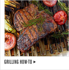 GRILLING HOW-TO