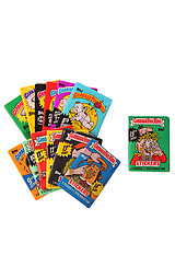 The Garbage Pail Kids Blind Pack