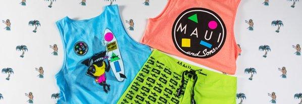 Shop Get Beach Ready: New Maui & Sons
