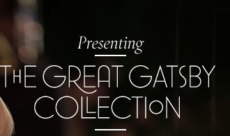 Presenting: The Great Gatsby Collection