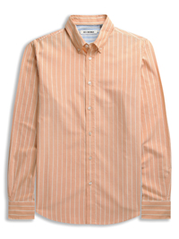 Oxford Stripe Cotton Shirt