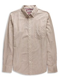 Grid Mod Check Shirt