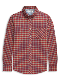 Classic Mod Check Shirt
