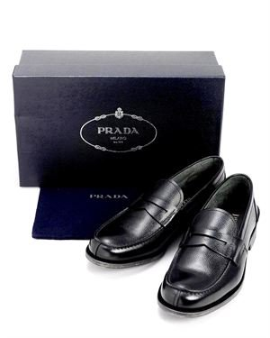 Prada Nice Loafers - Made In Italy