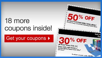 18 more  coupons inside! Get your coupons.