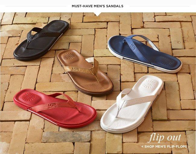 flip out - Shop men's flip-flops