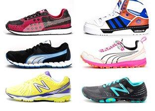 Sports Shoes: Puma, Adidas, New Balance & More