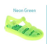 Neon Green Jelly