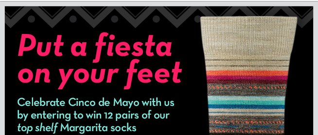 Put a fiesta on your feet