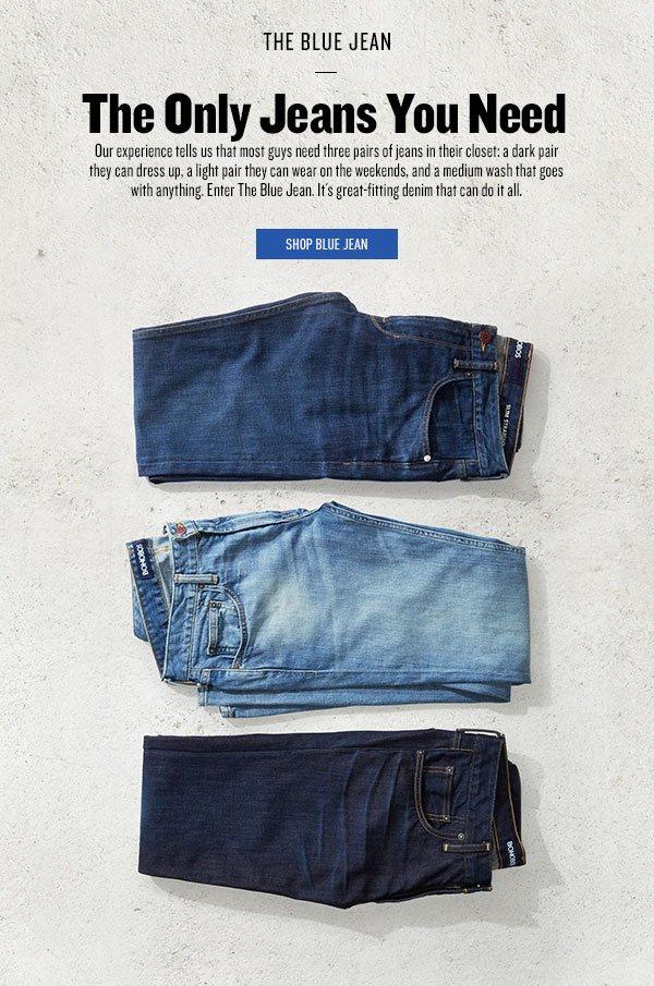 Shop Blue Jean