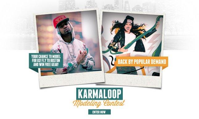 Karmaloop Model Contest