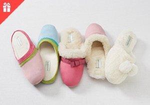 Treat Her Feet: Slippers for Mom