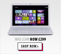 Save Up To £150 on Laptops