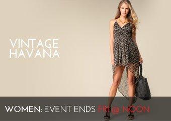 VINTAGE HAVANA - WOMEN