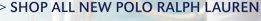 SHOP ALL NEW POLO RALPH LAUREN