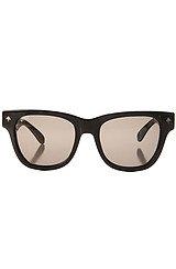 The Giraffa Sunglasses in Brown Tortoise & Bronze