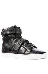 The Propulsion Hi Sneaker in Black
