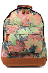 The Camo Backpack in Autumn